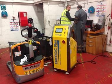 ENERGIC Battery Regeneration