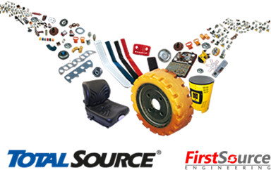 TOTAL SOURCE Spare Parts