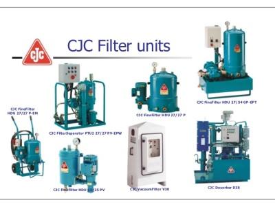 CJC Filter Units