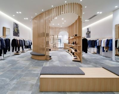 Retail Interior Design in Dubai UAE, Freelance Interior designer providing retail interior design service