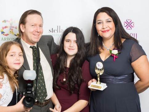 Woman Over 40 award