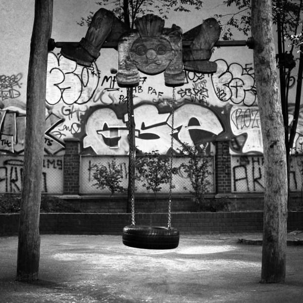 Forgotten Corners of Berlin No. 3