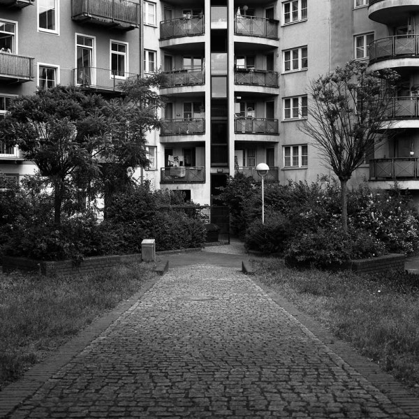 Forgotten Corners of Berlin No. 24