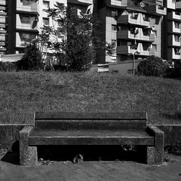 Forgotten Corners of Berlin No. 100