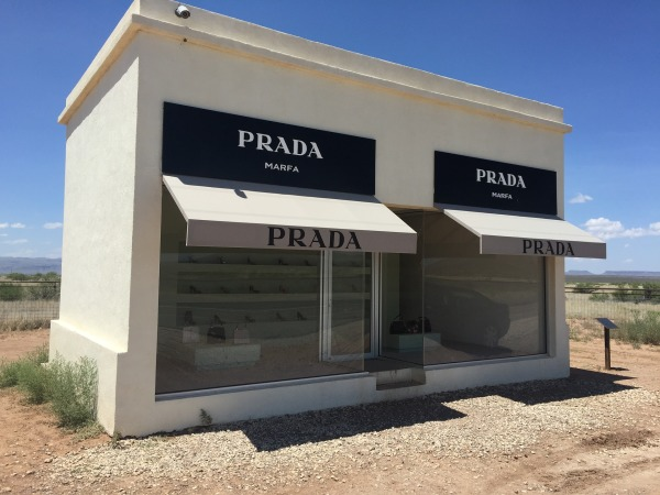 Marfa, Prada, prada marfa, marfa prada, texas, road trips, obscure places, bucket list us