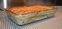 layered zucchini lasagna