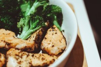 Chicken Broccoli Health Recipe