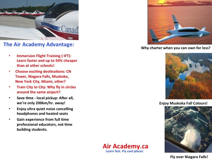 Choosing a Flight School