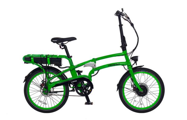 Latch - Electric Folding Bike
