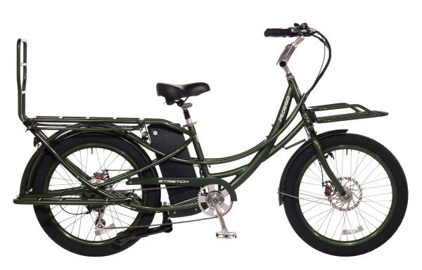 Stretch - Electric Cargo Bike