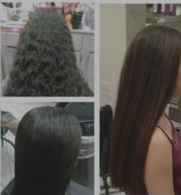 Magic Sleek Before and After