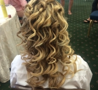 Wedding hairstylist nj