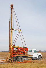 A WELL DRILLER (POUNDER)  - RUNNING ALL DAY, EVERY DAY - YOUR KIDDING RIGHT?