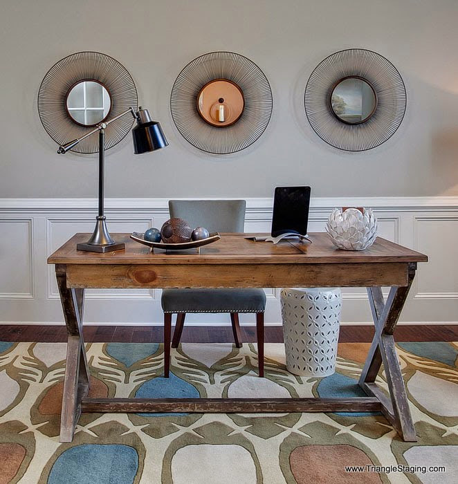 The Art of Hanging Art – Staging and Design Advice from TSD