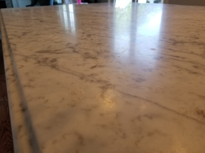 Marble polishing restoration