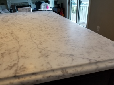 Marble stains and etching removal