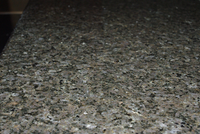 Granite surface polishing