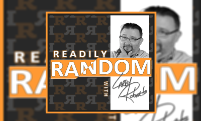 READILY RANDOM PODCAST INTERVIEW