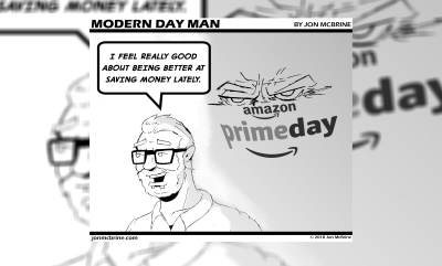 MODERN DAY MAN