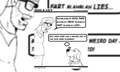 DUG AND LILY