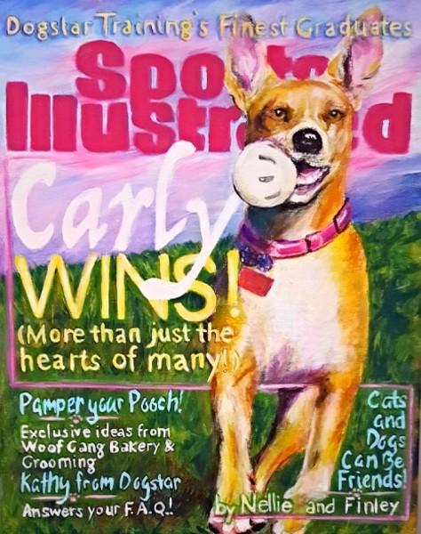 Carly Wins!