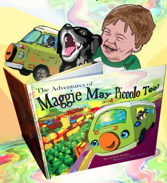 The Adventures of Maggie May and Piccolo Too!