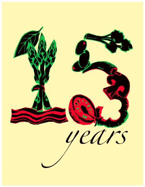 15 year anniversary