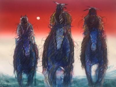 Ride Of Ancestors