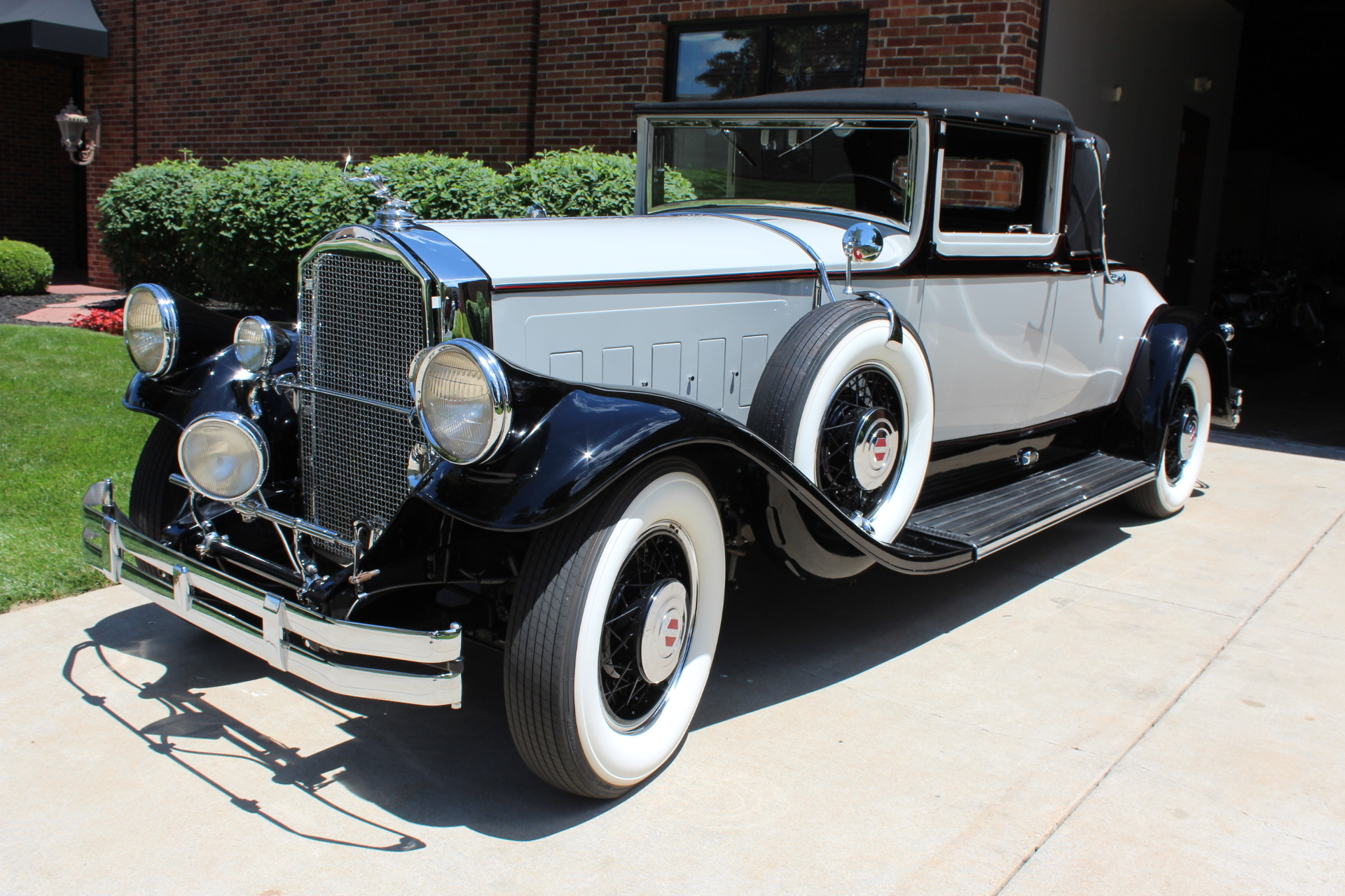 Antique Vehicle and Collector Car Inspections