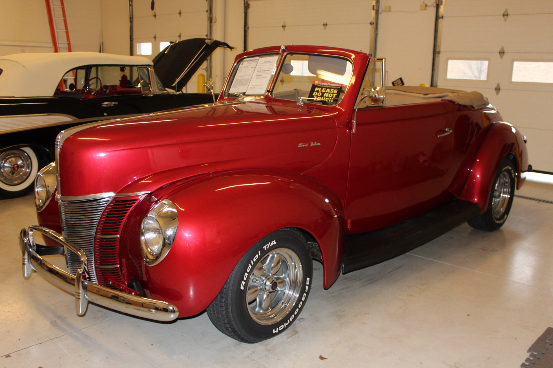 Hot Rod and Custom Car Inspections