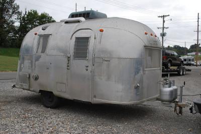 Vintage Camper Inspections