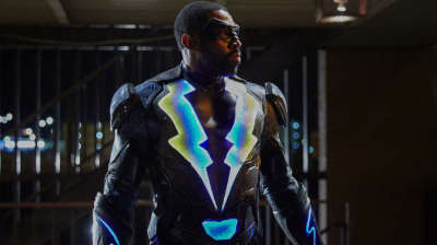 TV: 'Black Lightning'