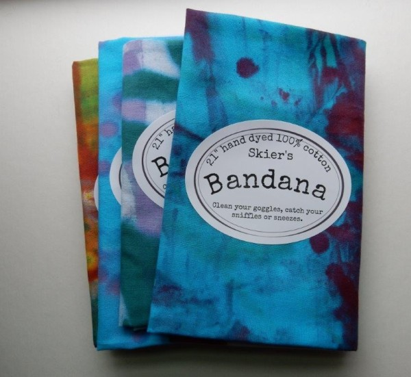 "Item#5 21"" cotton bandana"