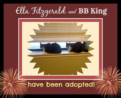 Ella Fitgerald And BB King