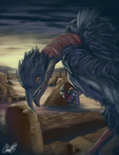 Pearl Raptor