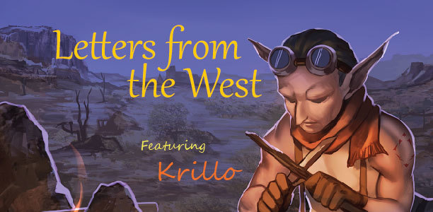Letters from the West #1