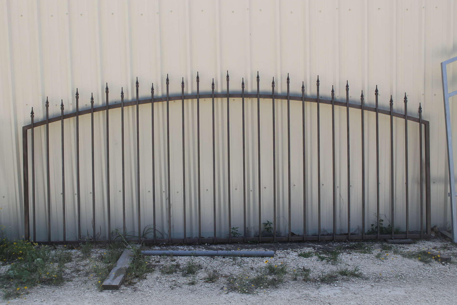 Custom Gate with pickets