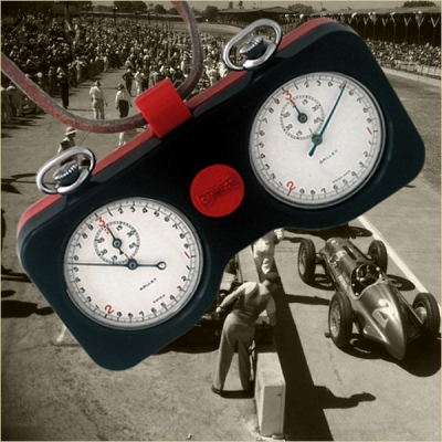Official Indy 500 Timer