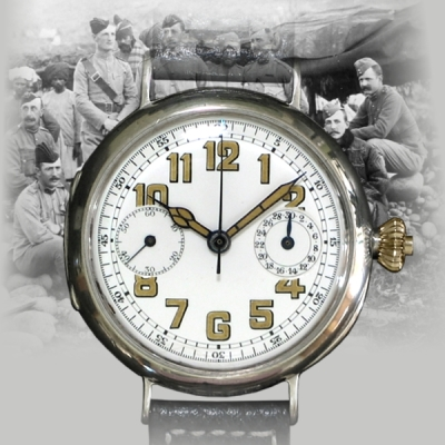 1st Wrist Chronograph