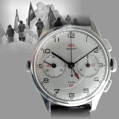 1st 24 Hour Chronograph
