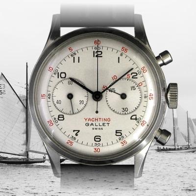 1st Yachting Wristwatch