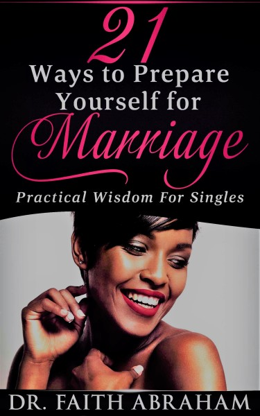 21 ways to prepare for marriage