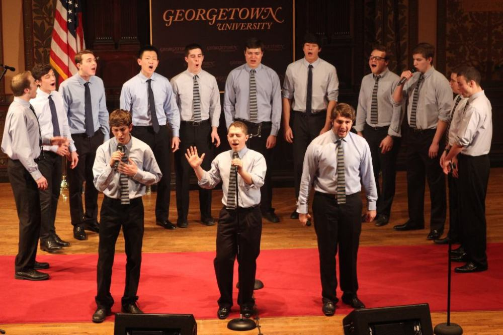 The Georgetown Chimes at Cherry Tree Massacre 2015