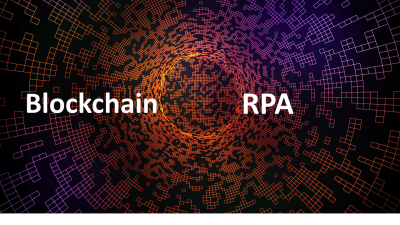 Blockchain and RPA