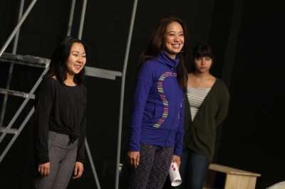 In Rehearsal with The Public's WILD GOOSE DREAMS