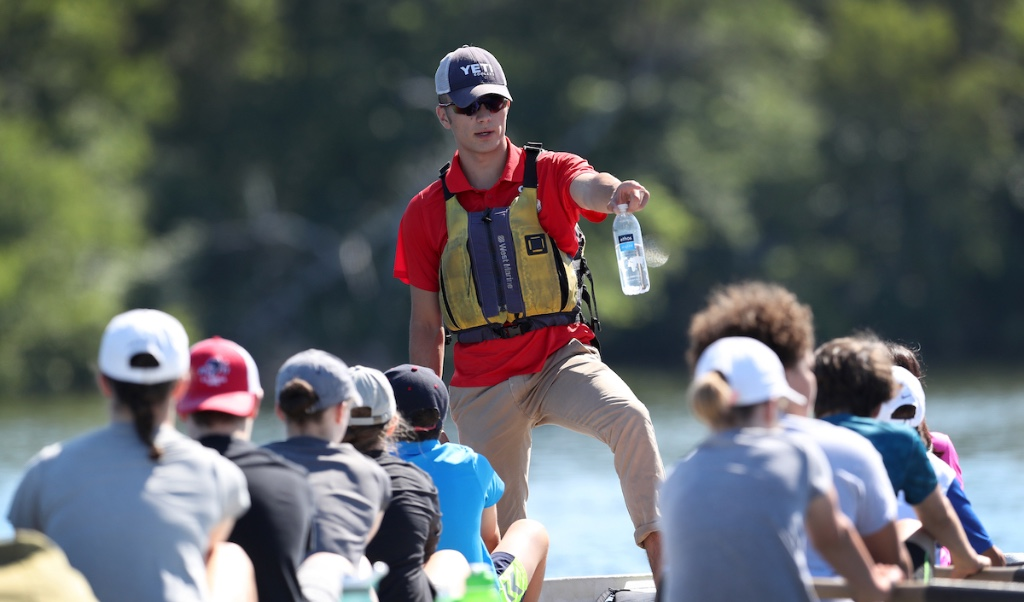 What Can Community Rowing Do for Stonington?