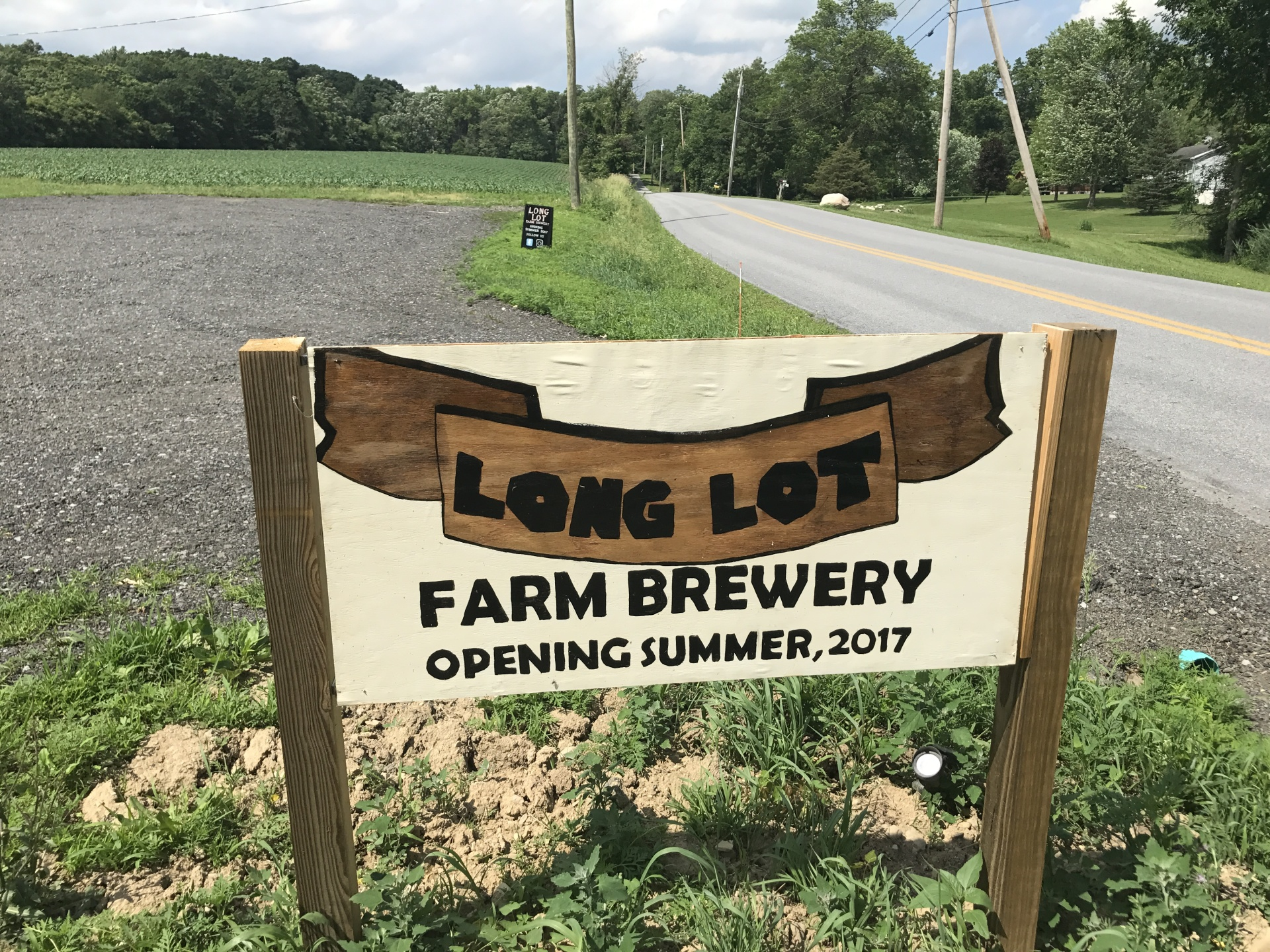 Long Lot Farm Brewery