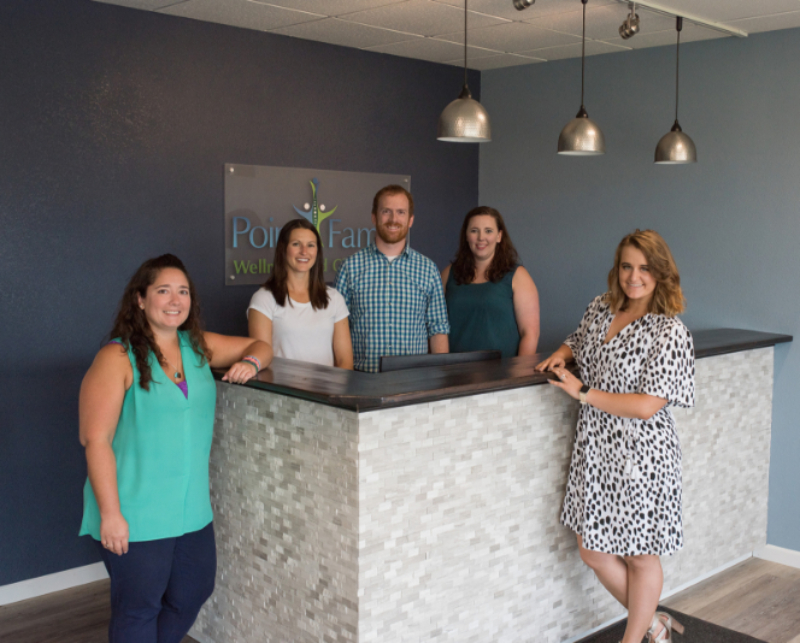 Point Family  Wellness and Chiropractic