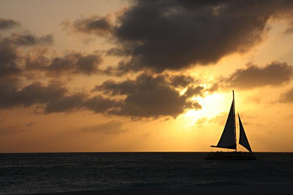 """""""Aruba Sunset"""""""