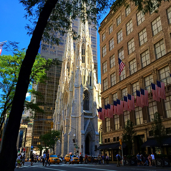 """St. Patricks Cathedral"""